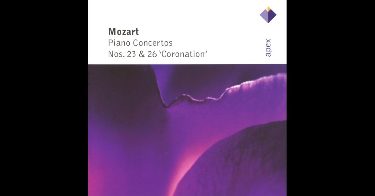 Mozart: Piano Concertos Nos. 23 & 26, 'Coronation'                            フリードリヒ・グルダ