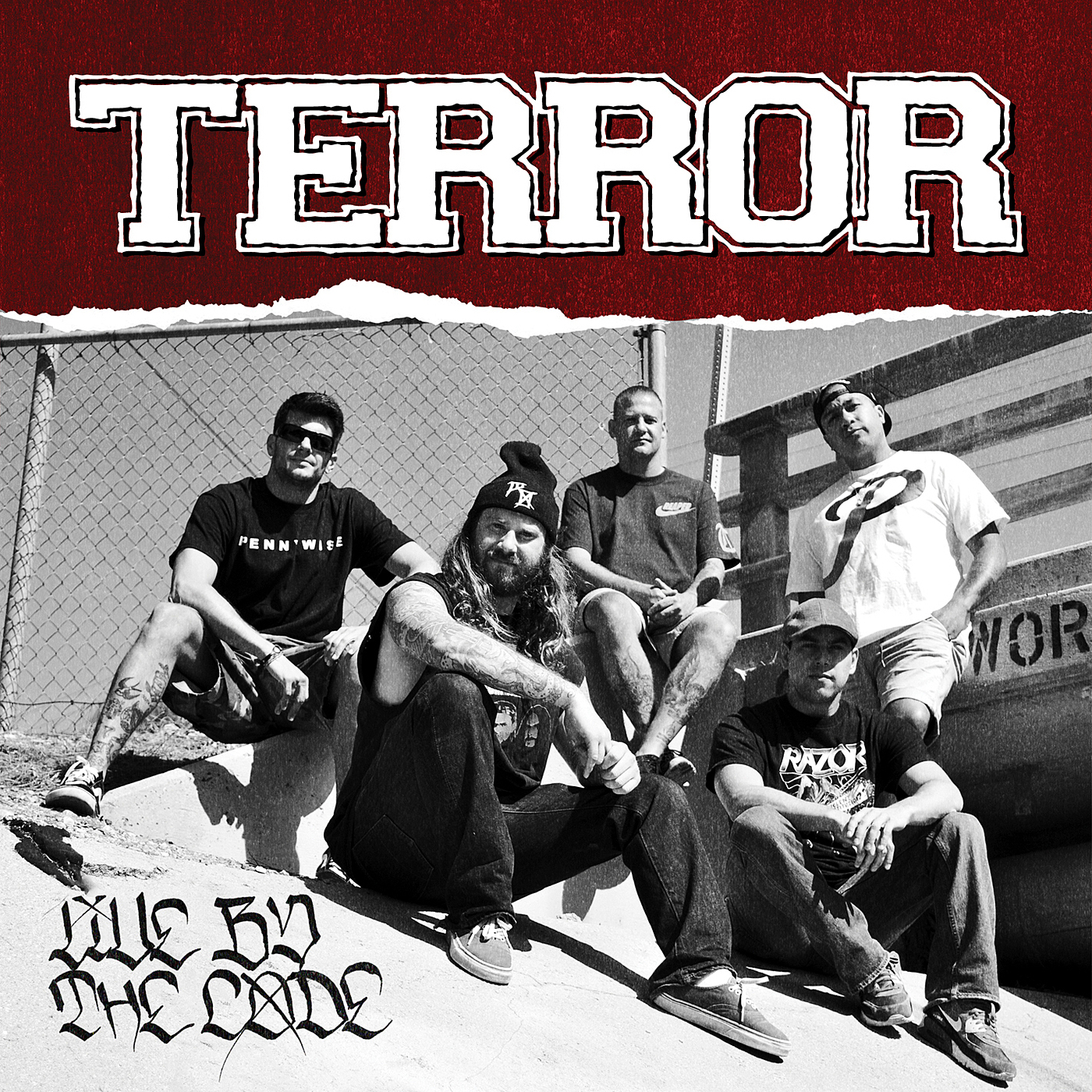 Terror - Live By The Code (2013)