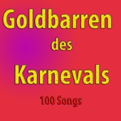 Goldbarren des Karnevals (100 Songs)