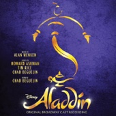 Aladdin (Original Broadway Cast Recording) - Various Artists Cover Art