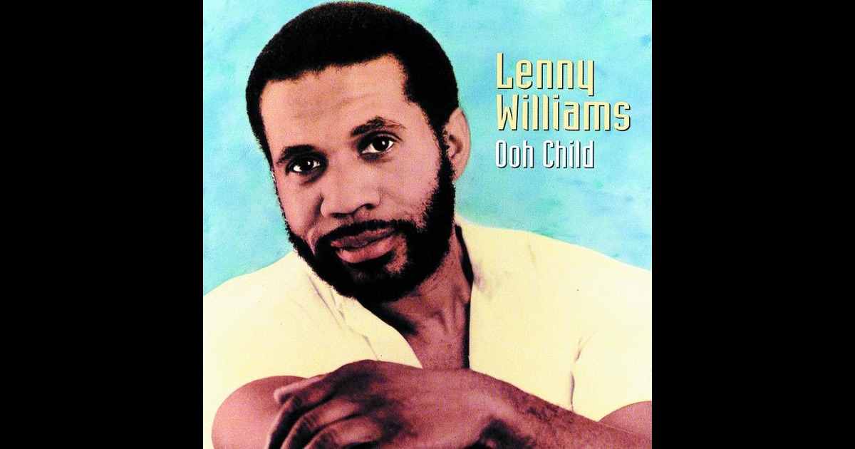 Lenny Williams Messing With My Mind