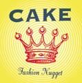 CAKE Short Skirt/Long Jacket