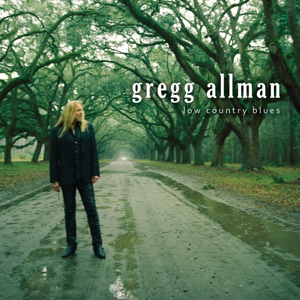 Low Country Blues Deluxe Version Gregg Allman CD cover