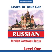 Learn in Your Car: Russian, Level 1