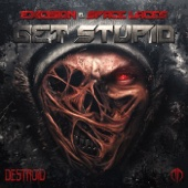 Destroid 11 Get Stupid - Single cover art