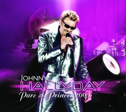 Johnny Hallyday - Essayez (live)