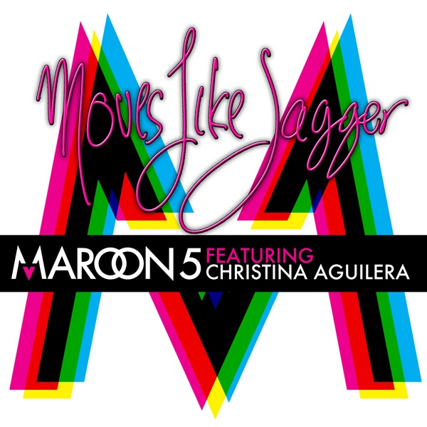 Cover art for Moves Like Jagger