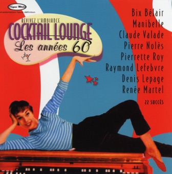Cocktail Lounge – Les années 60 – Various Artists