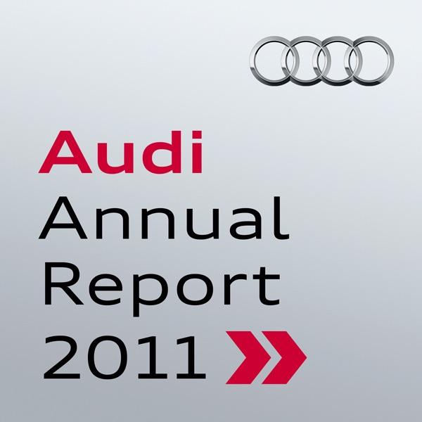 Audi Geschäftsbericht 2011 [Podcast]