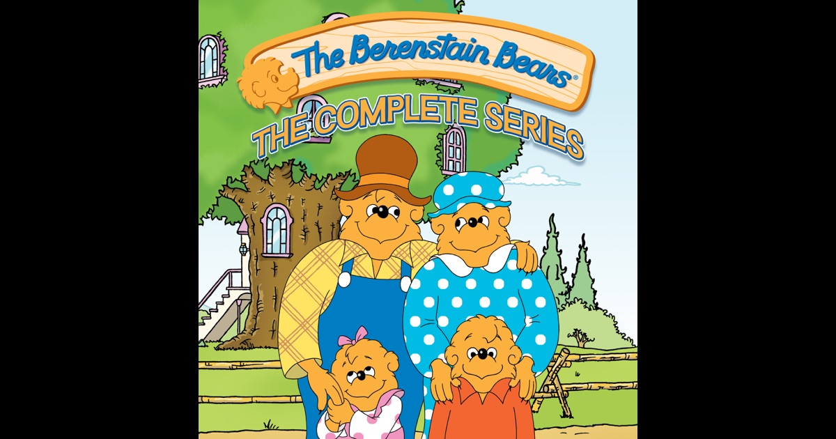 the berenstain bears  the complete series on itunes