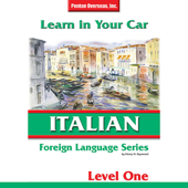 Learn in Your Car: Italian Level 1