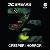 Creeper / Horror - Single cover art