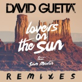 Lovers on the Sun (Remixes) - EP cover art