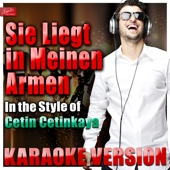 Sie Liegt in Meinen Armen (In the Style of Cetin Cetinkaya) [Karaoke Version]