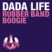 Rubber Band Boogie - Single cover art