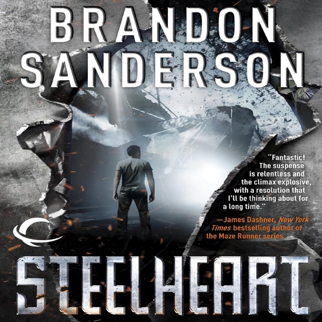 Steelheart: The Reckoners, Book 1 (Unabridged) by Brandon ...