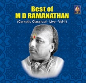 Best of M D Ramanathan Vol 1