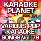 Give It Back (Karaoke Version) [Originally Performed By Gaelle]
