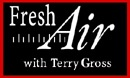 Terry Gross - Fresh Air, Aimee Mann  artwork