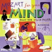 Various Artists - Mozart for Your Mind - Boost Your Brain Power  artwork