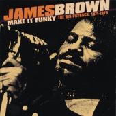 James Brown - I'm a Greedy Man, Pt. 1 & 2 artwork