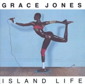 Grace Jones - La vie en rose illustration