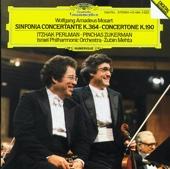 Sinfonia concertante for Violin, Viola and Orchestra in E Flat, K. 364: III. Presto