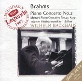 Brahms: Piano Concerto No. 2 & Mozart: Piano Concerto No. 27