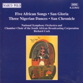 3 Nigerian Dances: Andante Cantabile - National Symphony Orchestra Of South Africa