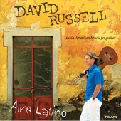 Aire Latino - Latin American Music for Guitar