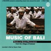 Music of Bali