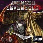 City of Evil - Avenged Sevenfold Cover Art
