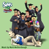 The Sims 2: University (EA™ Games Soundtrack) cover art