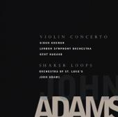 John Adams: Violin Concerto, Shaker Loops
