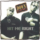 Hit Me Right - EP cover art