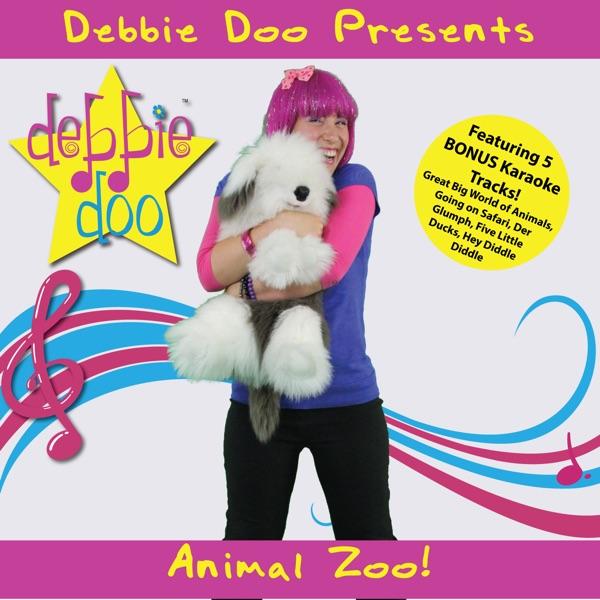 Animal Zoo by Debbie Doo