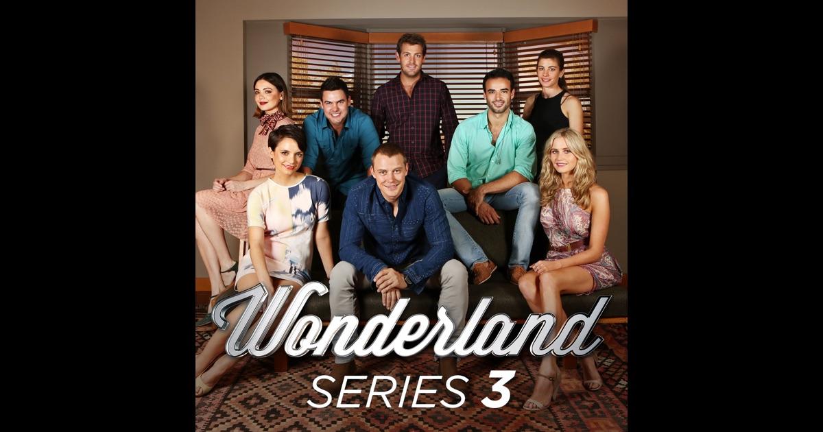 Wonderland Series 3 On Itunes