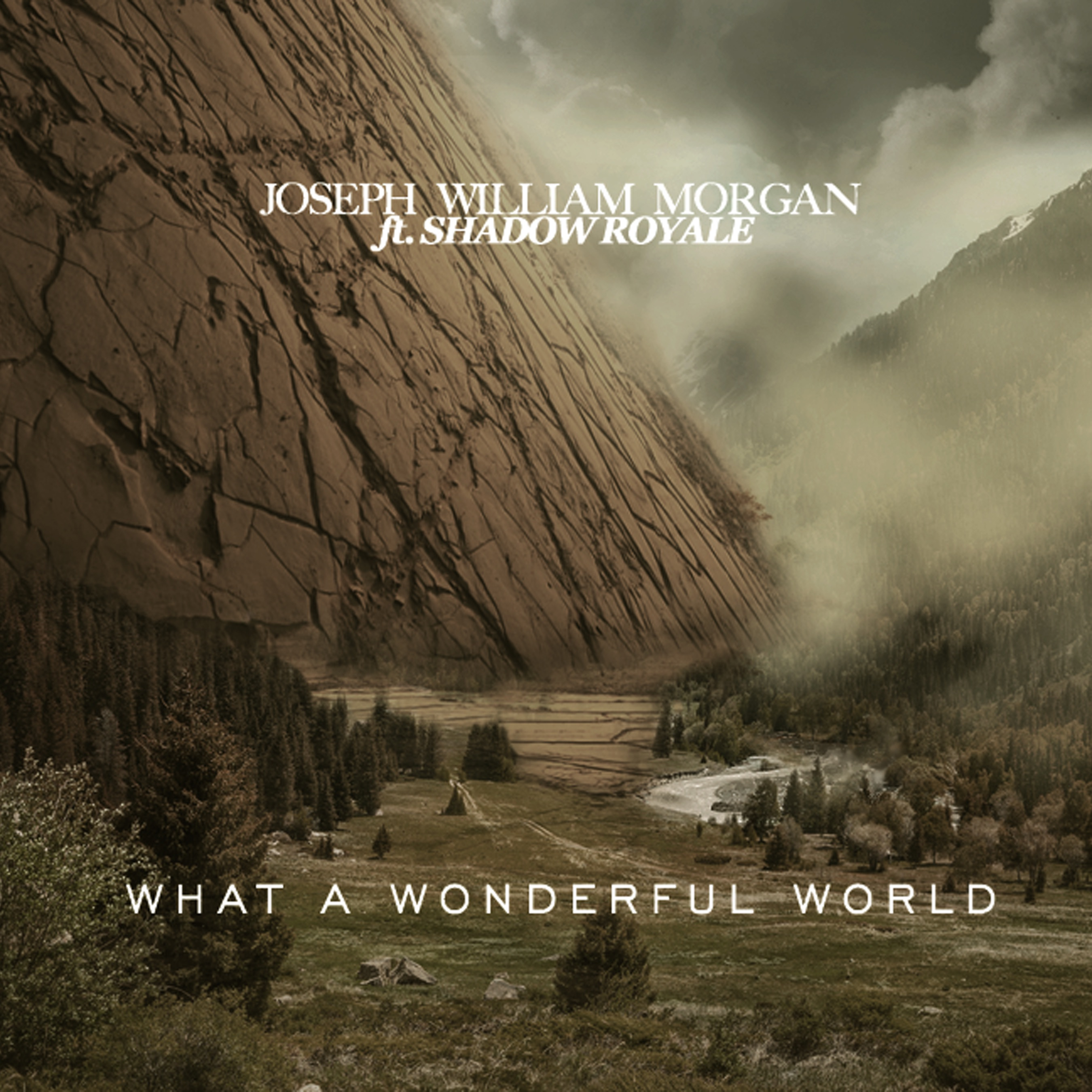 What A Wonderful World Feat Shadow Royale Single By Joseph William Morgan On Itunes