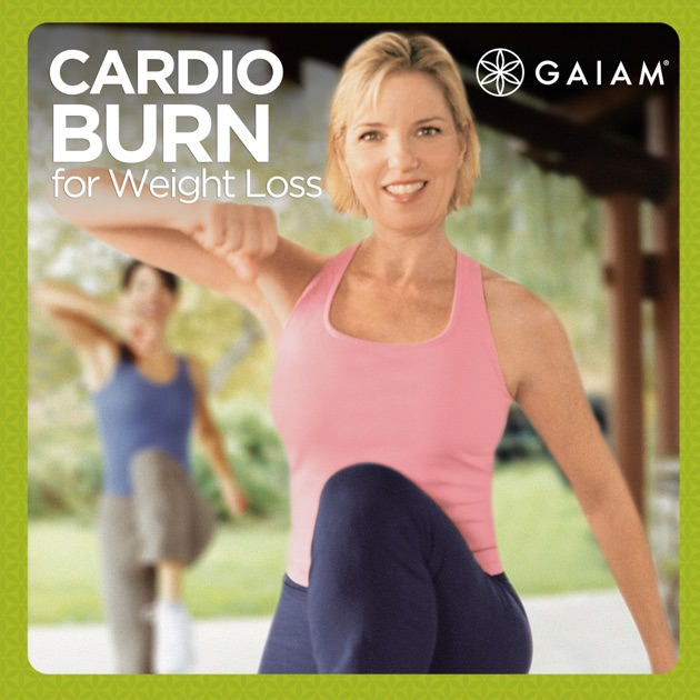 Gaiam: Cardio Burn Walking For Weight Loss on iTunes