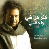 Rashed Al Majid - Kether Kel Shay Waheshny artwork