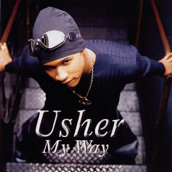 Usher Album Cover My Way Album Cover by ...