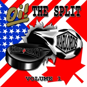 The Warlords - Oi! The Split Volume 1 - EP