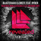Beautiful World (feat. Ryder) [D-Block & S-te-Fan Radio Edit] - Single