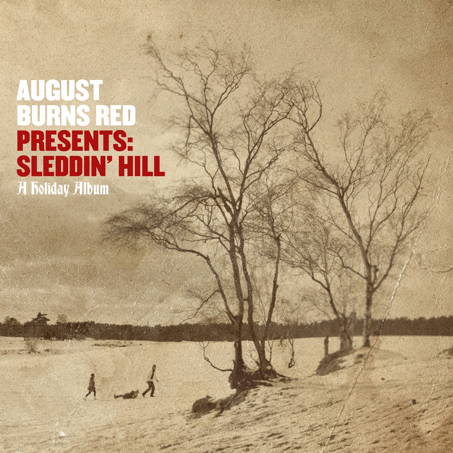 August Burns Red - Sleddin' Hill, A Holiday Album (2012)