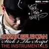 Stick 2 The Script - The Instrumentals, Statik Selektah
