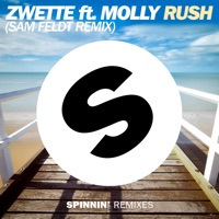 Rush (feat. Molly) - Zwette