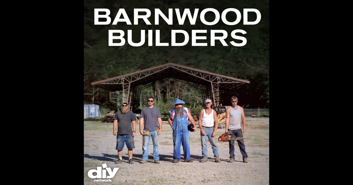 Barnwood Builders Mark Bowe Bio | just b.CAUSE