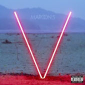 V - Maroon 5 Cover Art