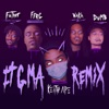 It G Ma (Remix) [feat. A$AP Ferg, Father, Dumbfoundead, & Waka Flocka Flame] - Single, Keith Ape