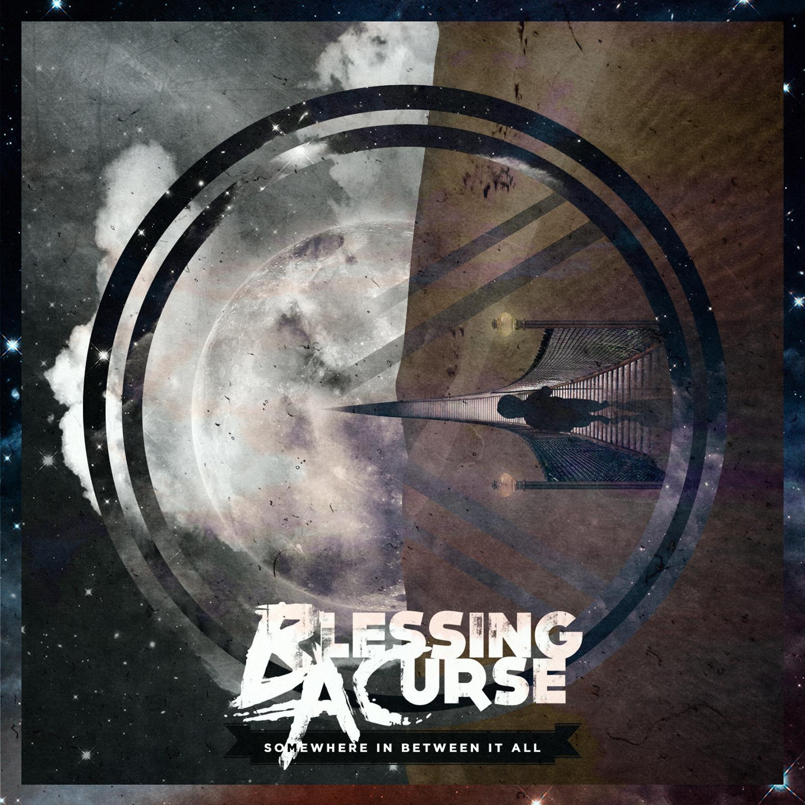 Blessing a Curse - Somewhere in Between It All [EP] (2014)